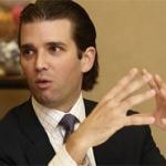 Donald Trump Jr.: Pro-Equality, Pro-Choice, Pro-Hunting, Calls His Father a 'Sell Out'