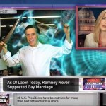 Romney to Travel Back in Time to Murder Liberal Versions of Himself: VIDEO
