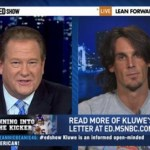 Minnesota Vikings Punter Chris Kluwe, Defender of Marriage Equality, Appears on 'The Ed Show': VIDEO