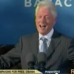 Bill Clinton Comes Out Swinging, Mocks 'Moderate Mitt': VIDEO