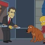 Mr. Burns Endorses Mitt Romney: VIDEO