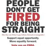 Will Obama Include Job Non-Discrimination In Second Term?