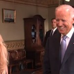 Leslie Knope Meets VP Joe Biden on 'Parks and Recreation': VIDEO