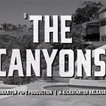 Lindsay Lohan's 'The Canyons' Trailer Gets a 50's Twist: VIDEO