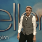 Ellen DeGeneres Loves The 'SNL' Her, Kate McKinnon: VIDEOS