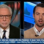 Four Gay Men Sue 'Ex-Gay' Organization JONAH, Talk About the Lawsuit with CNN: VIDEO