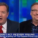 Rick Warren Compares Homosexuality to Arsenic – 'Not Everything Natural is Good for Me': VIDEO