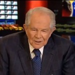 Creaking Sound Provides Perfect Metaphor for Pat Robertson's Outdated Views on Gay Marriage: VIDEO