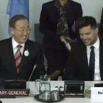 Watch LIVE: UN Panel 'Leadership in the Fight Against Homophobia' with Ricky Martin, Ban Ki-Moon – VIDEO