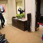 Obama Caught in Spider-Man's Web: PHOTO