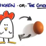 Which Came First, the Chicken or the Egg, Finally Answered: VIDEO