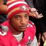 San Francisco 49er Chris Culliver Faces Media After Anti-Gay Remarks: VIDEO