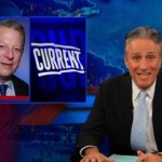 Jon Stewart Takes in the FOX News Reaction to Al Gore's Sale of Current TV to Al Jazeera: VIDEO
