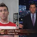 Lance Bass Makes Stunning Confession to Jimmy Kimmel: VIDEO