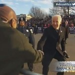Al Roker Nabs Parade-side 'Interviews' with Obama and Biden: VIDEO