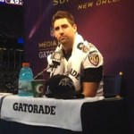 How Ticklish is Baltimore Raven Dennis Pitta?