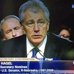 Chuck Hagel Fields Questions About Gay Troops, Discrimination, Same-Sex Marriages on Military Bases: VIDEO