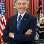 Obama's New Official Portrait: PHOTO