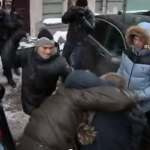 LGBT Activists Assaulted for Kissing in Moscow as Lawmakers Postpone Hearings on Gay Ban: VIDEO