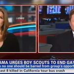 CNN's Carol Costello Stomps Out Hate Group Leader's Boy Scout BS: VIDEO