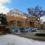Let's Watch the Fire Island Pines Pavilion Rise from the Ashes: TIME-LAPSE VIDEO