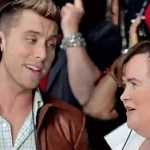 Lance Bass, Susan Boyle, and the Village People 'Keep an Open Mouth' for Miracle Whip: VIDEO