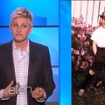 Ellen Sounds Off on the Boy Scouts Gay Ban, Reveals Adorable Photo of Herself as a Girl Scout: VIDEO