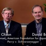 Prop 8 Attorneys Ted Olson and David Boies Ink Book Deal