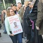 Santa Monica High School Outprotests Westboro Baptist Church: VIDEO