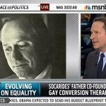 Thomas Roberts Follows Up with Richard Socarides' Revelations About His Father and Gay Conversion Therapy: VIDEO