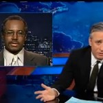 Jon Stewart Mocks Dr. Ben Carson's Anti-Gay Remarks and GOP Efforts to Rebrand: VIDEO