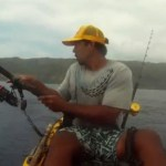 Casual Fishing Trip Becomes Mega Shark Encounter: VIDEO