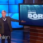 Ellen DeGeneres Announces 'Finding Dory', the Sequel to 'Finding Nemo': VIDEO
