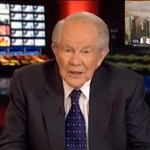 Pat Robertson Defends ESPN's Broussard, Says 'Nothing Bigoted' About Calling Jason Collins an Abomination: VIDEO