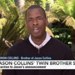 Jason Collins' Twin Jarron Speaks Out About His Brother: VIDEO