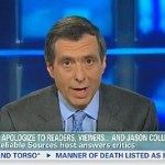 Howard Kurtz Apologizes, Gives Himself a Grilling Over His 'Inexcusable' Jason Collins Story: VIDEO