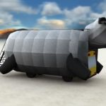 Want to Ride in a Big-Ass Amazingly Awesome Homosexual Sheep at Burning Man? — VIDEO