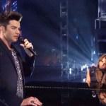 Adam Lambert, Jessie J, and Angie Miller Sing 'Titanium', 'Domino' on Last Night's 'Idol' Finale: VIDEO