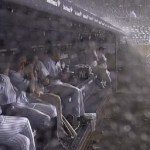 Last Night's NYC Thunderstorm Frightened the Toughest of Jocks: VIDEO