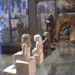 Ancient Egyptian Statue Mysteriously Starts Turning in British Museum: VIDEO