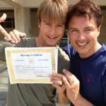 John Barrowman Marries His Partner Scott Gill in California: VIDEOS
