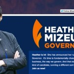 Gay Maryland Delegate Heather Mizeur Announces Run for Governor