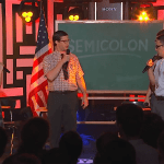 Alanis Morissette Schools The Lonely Island On The Proper Use Of Semicolons: VIDEO