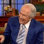Pat Robertson Wishes There Was a 'Vomit' Button on Facebook for Photos of Gay Couples: VIDEO