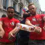BREAKING: Photos Of Russian Consulate Protest Hit The Web