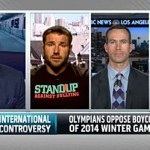 Ben Cohen, Hudson Taylor, and Cyd Zeigler Talk to Thomas Roberts About Gays, Russia, and Sochi: VIDEO