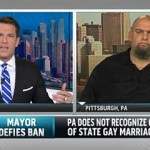 Thomas Roberts Interviews PA Mayor John Fetterman, Who Married Gay Couple This Week: VIDEO