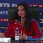 Russian Pole-Vaulter Blames Anti-Gay Comments On Poor English, Insists She Opposes Discrimination Against Gays