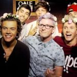 Tyler Oakley Interviews One Direction: VIDEO