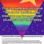 LGBT 'Safe Space' Posters to Remain Down Following TN School Board's Review of Anti-Bullying Policy